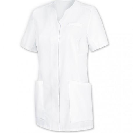 Tunique médicale femme blanche - LIBERTE - BP -