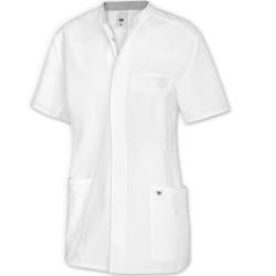 Tunique médicale homme blanche -LIBERTE BP- Taille XL
