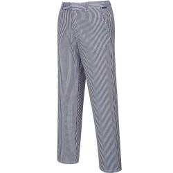 Pantalon de cuisine coton-BARNET- Taille XS-2XL