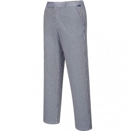 Pantalon de cuisinier coton