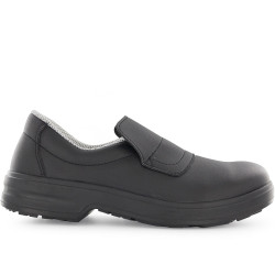Chaussure de cuisine noire Tony