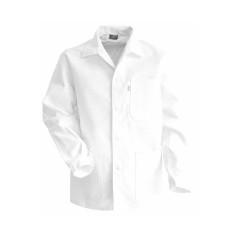 Veste de peintre blanche coton