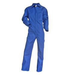 Combinaison de travail coton bleu