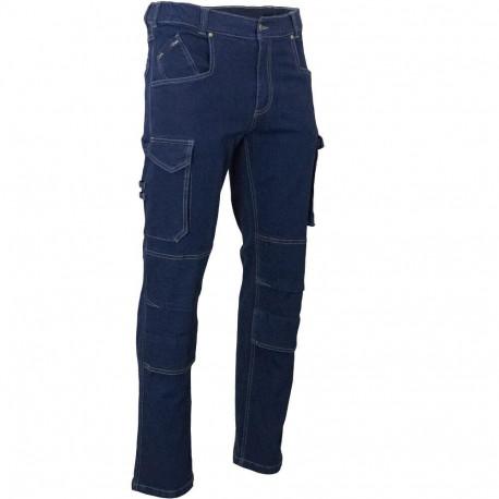 Jean de Travail poches genoux STRETCH-BARIL-