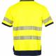 Tee shirt jaune haute visibilite respirant LMA