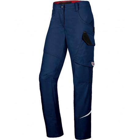 Pantalon de travail Femme marine confortable 1981