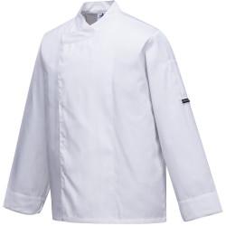 Stock Limité RUPTURE FABRICANT-Veste de cuisine manches longues respirante