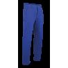 Pantalon de travail coton élastiqué