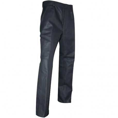 Pantalon de travail coton gris