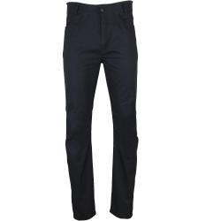 Pantalon cuisinier noir ceinture éponge