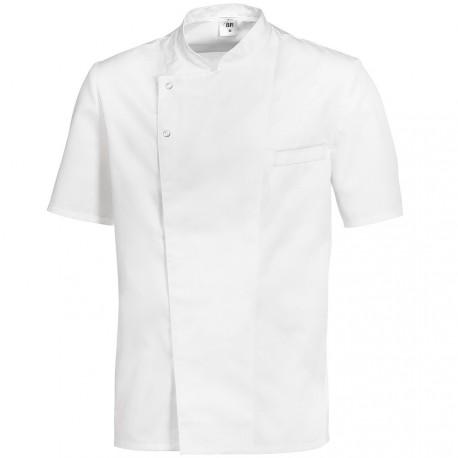 """Veste de cuisine manches courtes """"BP"""""""