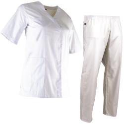 ensemble medical femme pantalon medical tunique medical