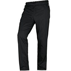 """Pantalon de cuisine noir confortable """"BP"""""""