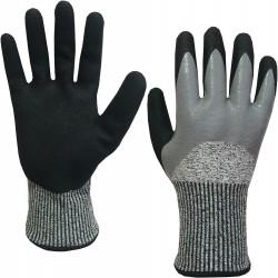 Gants anti-coupure imperméables niveau 5 - Métallurgie Usinage -